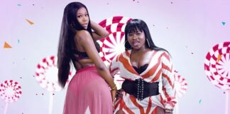 Official Video Freda Rhymz Ft. Sista Afia - Saucy