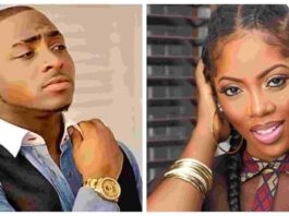 Tiwa Savage - Park Well Ft Davido