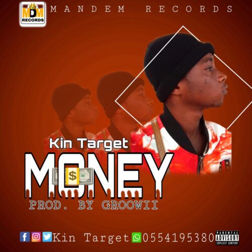 Kin Target - Money (Mixed by Groowii)