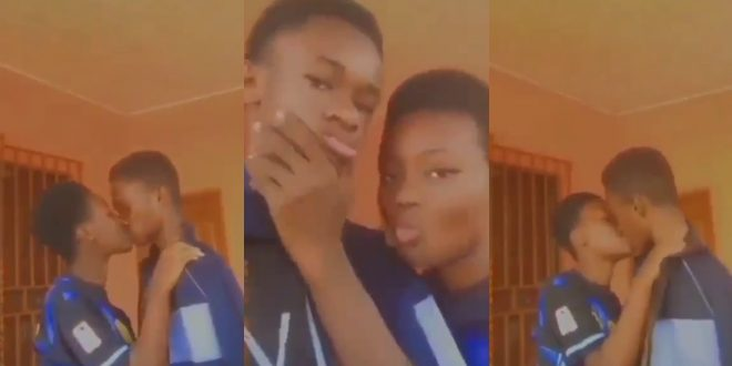See What These teenagers Are Doing On Social Media -Watch Video