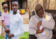 Criss Waddle Flaunts His Look Alike Son