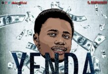 J Maax - Yenda (Prod. By Pino Made It)