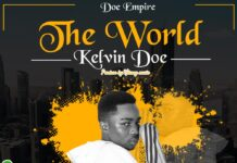 Kelvin Doe - The World (Prod By Hitway Music)