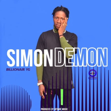 Billionair Yg - SImon Demon (Prod. By Hitway Music)