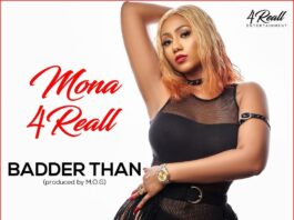 Hajia4Real - Badder Than (Prod. By MOG Beatz)
