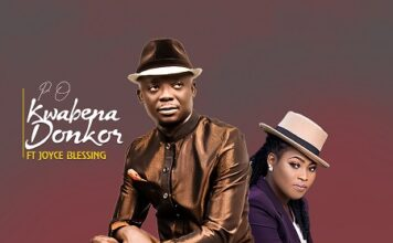 P.O Kwabena Donkor Ft. Joyce Blessing - Only You (Prod. By Jakebeatz)