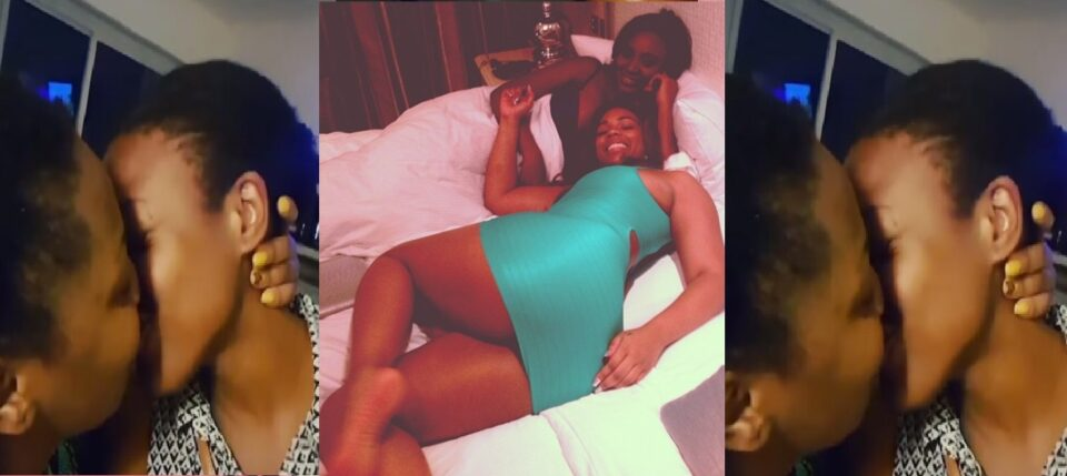 Kwahu L£sbians Who Were Arrested For Trying To Get Married $£x Tape l£aked [Watch]