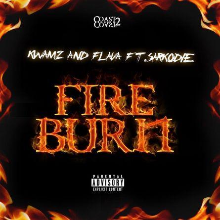 Kwamz & Flava Ft  Sarkodie – Fire Burn - Zacknation com