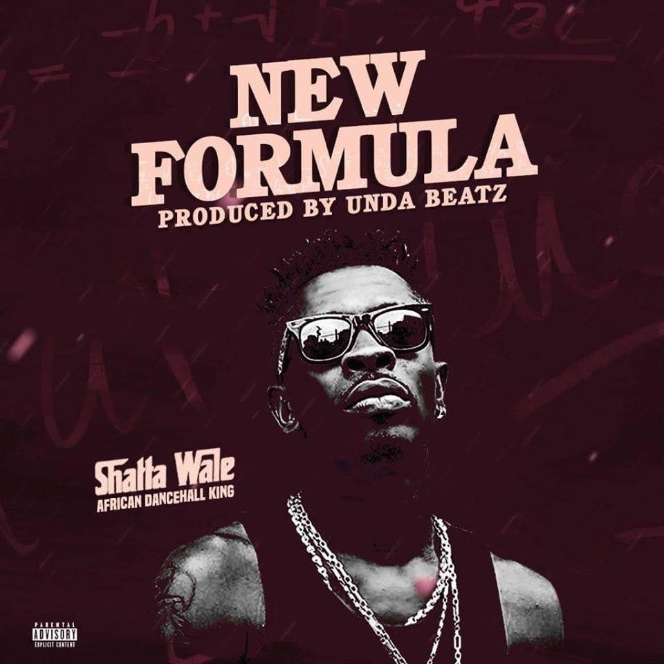 Shatta Wale – New Formula (Prod. By Unda Beat)
