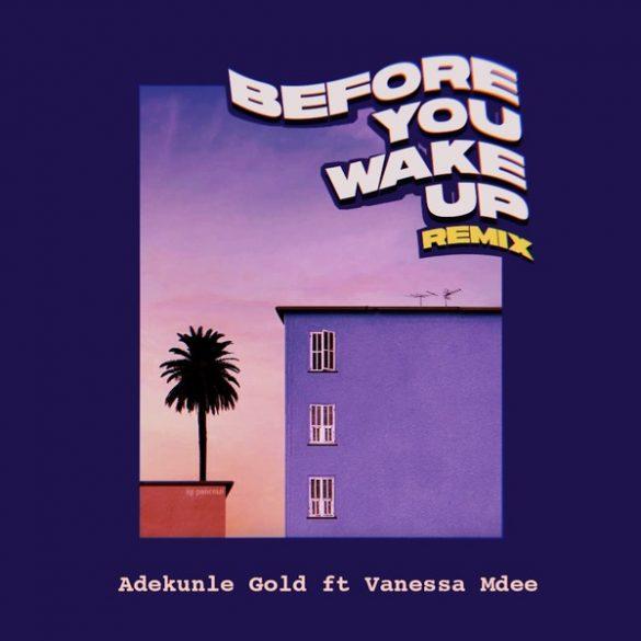 Adekunle Gold Ft. Vanessa Mdee – Before You Wake Up Remix (Prod. by Sess)