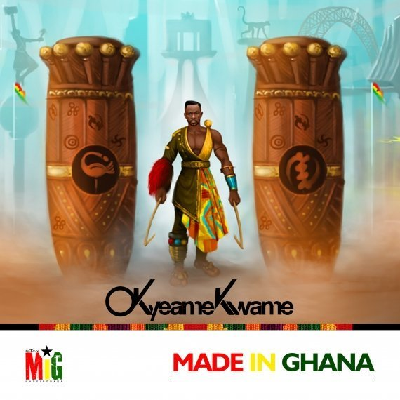 Okyeame Kwame – Made In Ghana (Full Album Download)