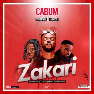 Download: Cabum Ft. Sarkodie x Stonebwoy – Zakari