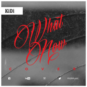 Download: KiDi – What Now (Rihanna Cover)