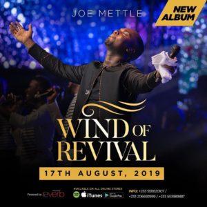 Download: Joe Mettle – Wind Of Revival Album (Full Album)