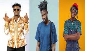 Download: Fancy Gadam Ft. Kwesi Arthur, Kofi Mole, Colours Man – Hook Up Girl (Dream Album)
