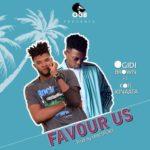 Download: Ogidi Brown Ft. Kofi Kinaata – Favour Us (Prod. By Yaw Spoky)
