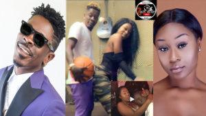 Download: Shatta Wale Ft. Efia Odo – Badman (Prod. By Paq)