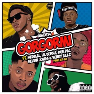 Download: Medikal x Amg614, Lil Burna, Don Pac, Kevin Jones & Berry Billz – Gorgormi (Prod. By B2)