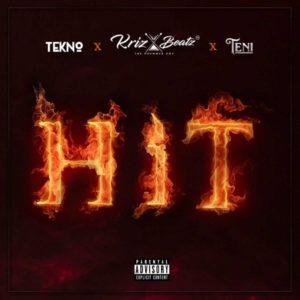 Download: Krizbeatz – Hit Ft. Tekno & Teni