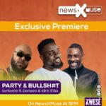 Watch/Download: Sarkodie – Party And Bullshit Ft. Idris Elba & Donae'o (Official Video)