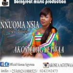 Akosua Agyeiwaa – Nnuoma Nsia (Six Things)