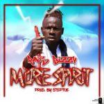 Ras Bizzy – More Spirit (Prod. Steptoe Beatz)