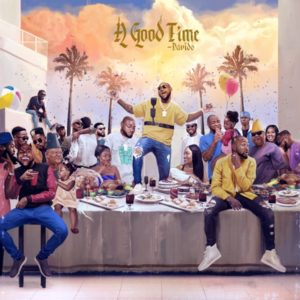 Davido – Sweet In The Middle (feat. Wurld, Naira Marley, Zlatan)