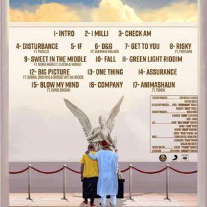 Davido - A Good Time (Full Album & Tracklist)