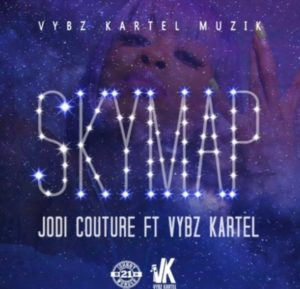 Jodie Couture ft Vybz Kartel - Sky Map