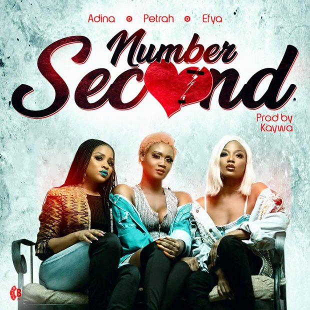 Petrah – Number Second ft. Efya x Adina