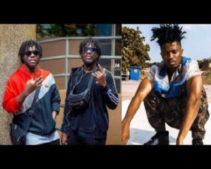 JUST IN: Kwesi Arthur responds to DopeNation's 'Chairman' diss track