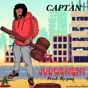 Captan - Judgement