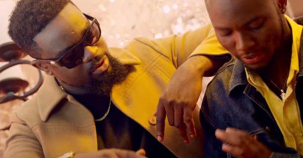 Sarkodie Ft. King Promise – Anadwo (Black Love Album)