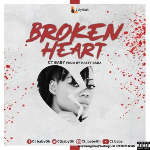CT Baby - Broken Heart (Prod. By Hasty Baba Beatz)