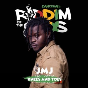 Jupitar - Knees And Toes (Riddim of the gOds) (Prod. by JMJ)