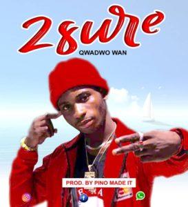 Qwadwo Wan – 2 Sure (Prod. By Pino Made It)