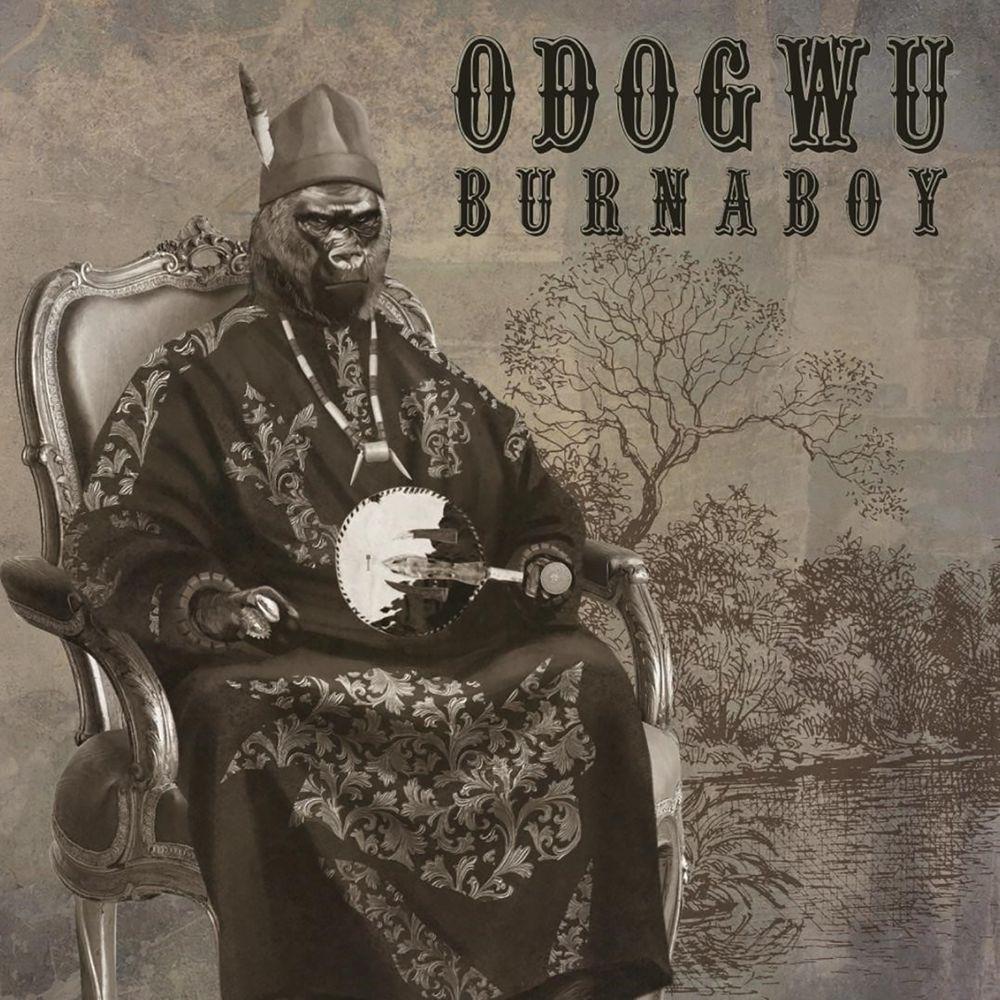 Burna Boy – Odogwu (Prod. Kel P)