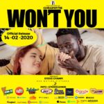 Ghraphytie – Won't You