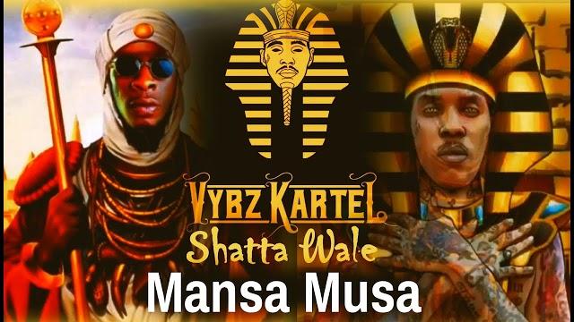 Shatta Wale Ft. Vybz Kartel – Mansa Musa