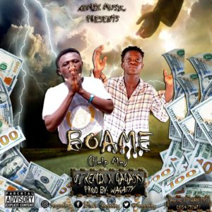 DJ Remix Ft. Gagasky - Boame (Prod. By Wagasty Beatz)