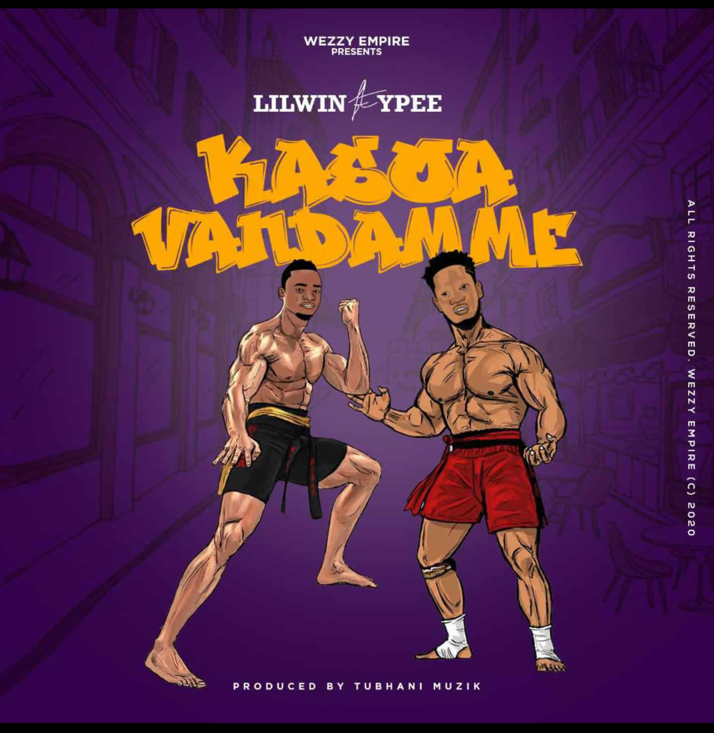 Lilwin – Casoa Vandamme ft Ypee (Funny Face Diss)