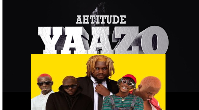 Ahtitude – Yaazo ft Medikal, Kofi Mole, P Yung, Joey B (Official Video)
