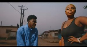 Kwesi Slay – Pussy Cat ft. Quamina MP & Medikal (Official Video)