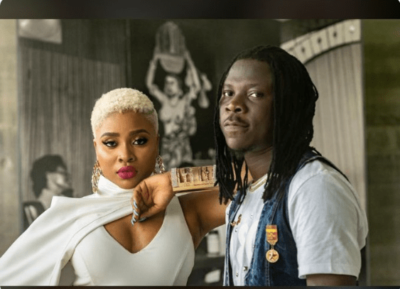 Adina feat. StoneBwoy – Take Care Of You (Official Video)