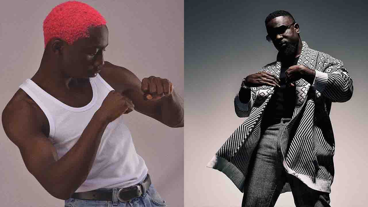 Bosom P-Yung and Sarkodie