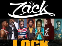 DJ Zack - Lockdown Mixtape 1