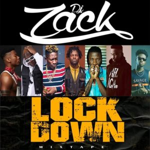 DJ Zack - Lockdown Mixtape 1