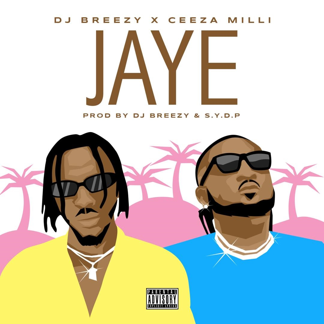 DJ Breezy - Jaye Ft Ceeza Milli