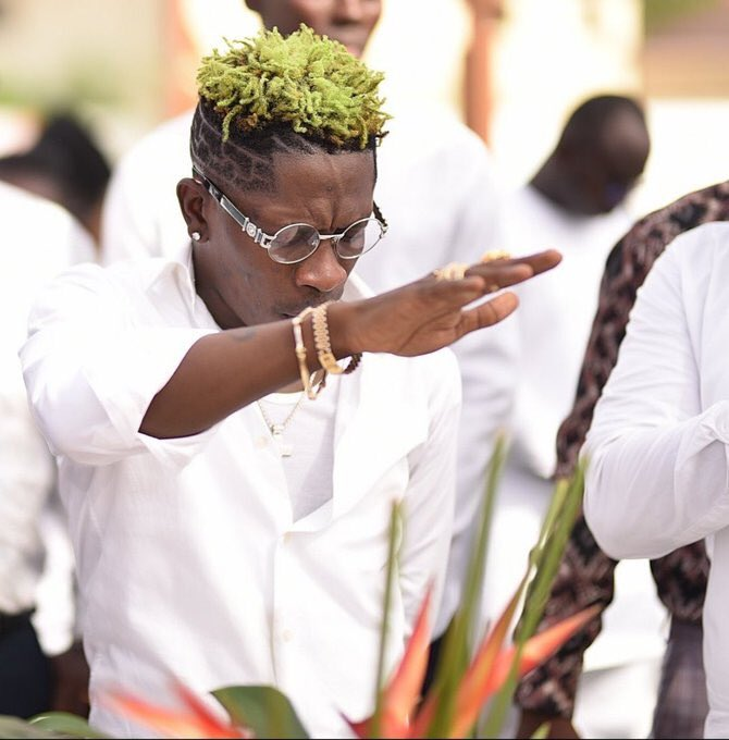 Shatta Wale Book Of Psalms