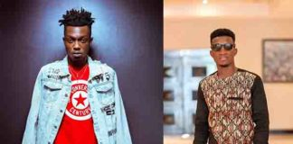 Opanka and Kofi Kinaata
